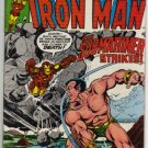 IRON MAN #120 VF- (1968)