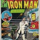 IRON MAN #125 VF/NM(1968)
