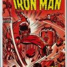 IRON MAN #13 FN+ (1968)