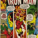 IRON MAN #33 VF (1968)