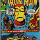 IRON MAN #34 FN- (1968)