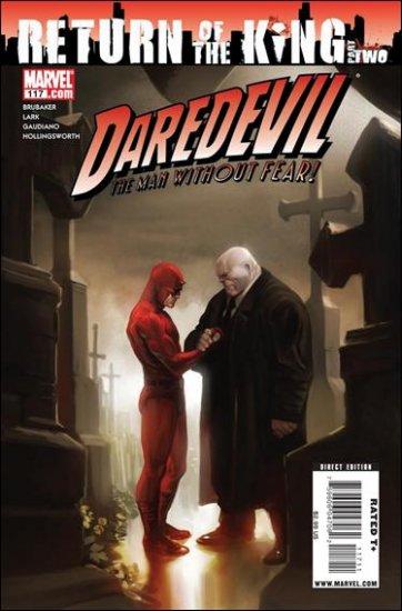 DAREDEVIL #117 NM (2009)
