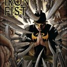 IMMORTAL IRON FIST #24 NM (2009)