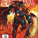 WAR OF KINGS DARKHAWK #2 NM (2009)
