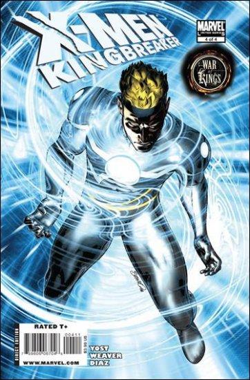 X-MEN KINGBREAKER #4 NM (2009)
