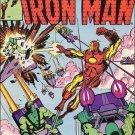 IRON MAN #140 FN- (1968)