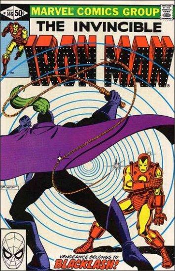 IRON MAN #146 FN+ (1968)