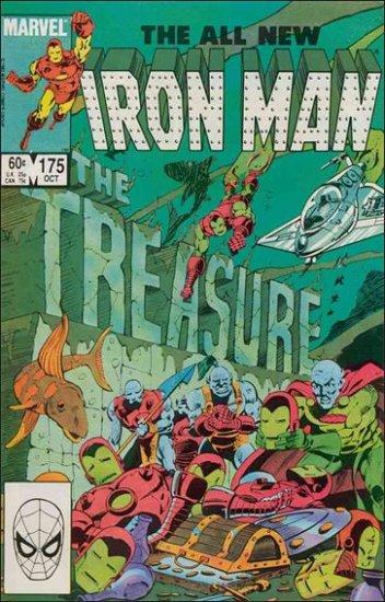 IRON MAN #175 VF/NM (1968)