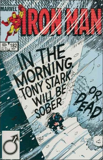 IRON MAN #182 VF (1968)