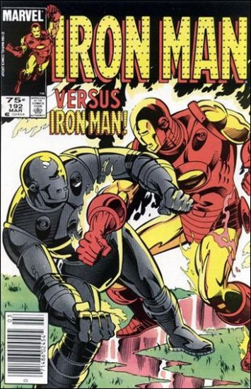 IRON MAN #192 VF/NM (1968)