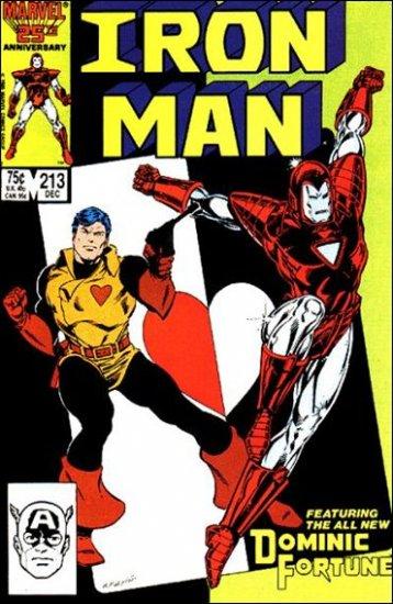IRON MAN #213 VF (1968)