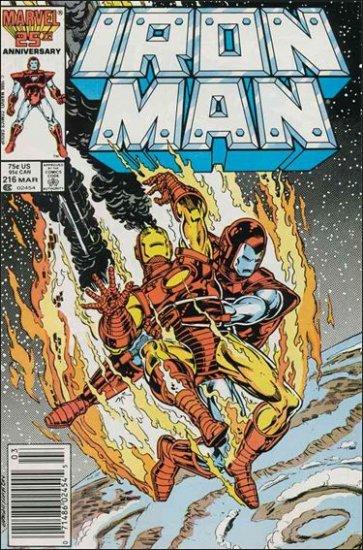 IRON MAN #216 F/VF(1968)