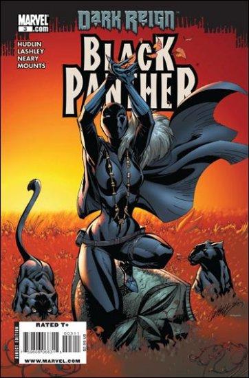 BLACK PANTHER #3 NM (2009)