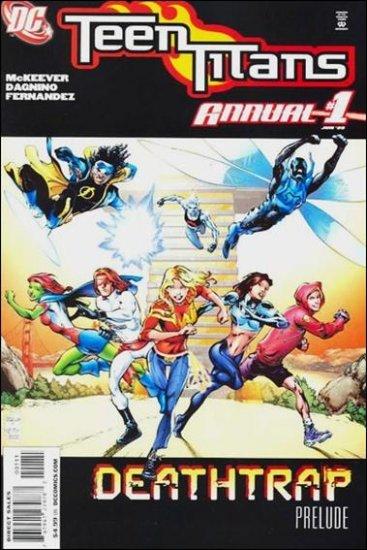 TEEN TITANS ANNUAL #1 NM (2009)