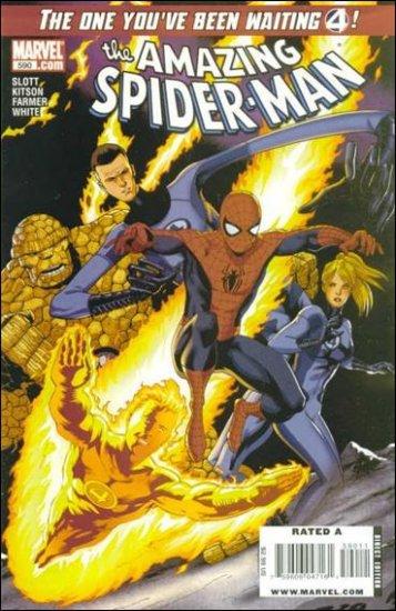 AMAZING SPIDER-MAN #590 NM (2009)
