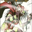 WORLD OF WARCRAFT # 11 NM (2008) (COVER B)