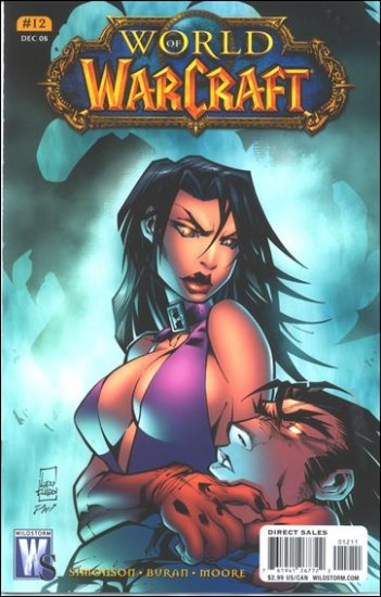 WORLD OF WARCRAFT # 12 NM (2008) (COVER B)