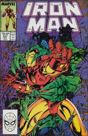 IRON MAN #237 VF/NM (1968)