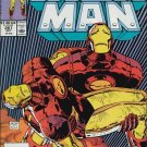 IRON MAN #261 VF/NM (1968) ARMOR WARS II