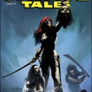 "SAVAGE TALES #1 (2008) ""C"" COVER  **RED SONJA**"