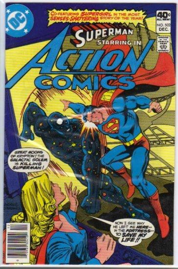 Action Comics (Vol 1) #502 [1979] VF-