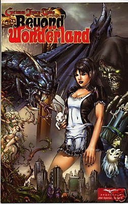 BEYOND WONDERLAND #0 NM (2009) : GRIMM FAIRY TALES