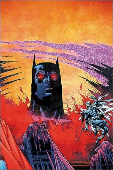 TRINITY #45 NM (2009) SUPERMAN, BATMAN, WONDER WOMAN