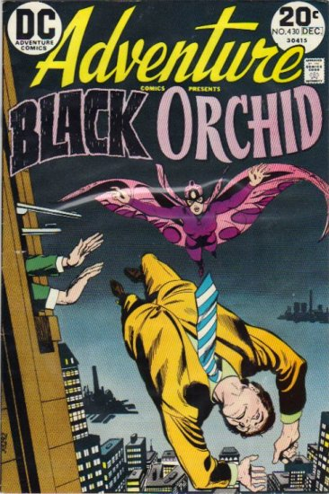 ADVENTURE COMICS #430 VG  BLACK ORCHID