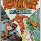 ADVENTURE COMICS #465 *JSA,AQUAMAN, FLASH, WONDER WOMAN, DEADMAN*