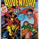 ADVENTURE COMICS #467 *STARMAN,PLASTIC MAN*