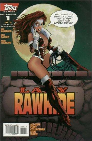 LADY RAWHIDE #1 VF/NM