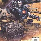 WAR MACHINE #2 NM (2009) 2ND PRINT VARIANT *DARK REIGN*