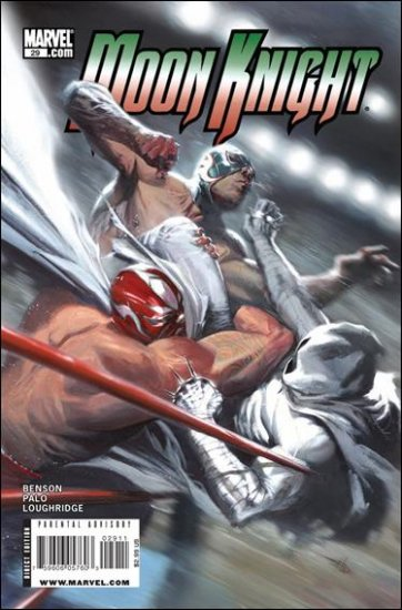 MOON KNIGHT #29 NM (2009)