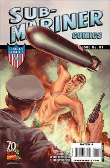 SUB-MARINER COMICS #1 NM (2009)