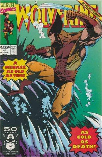 WOLVERINE #44 VF (1988)