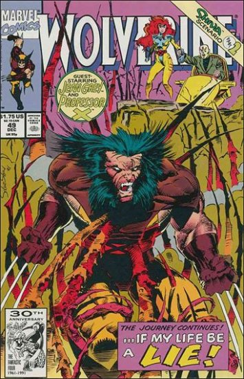 WOLVERINE #49 VF/NM (1988)