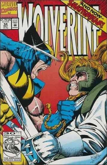 WOLVERINE #54 VF/NM (1988)