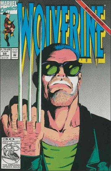 WOLVERINE #59 VF (1988)
