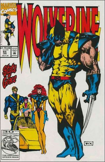 WOLVERINE #65 VF/NM (1988)