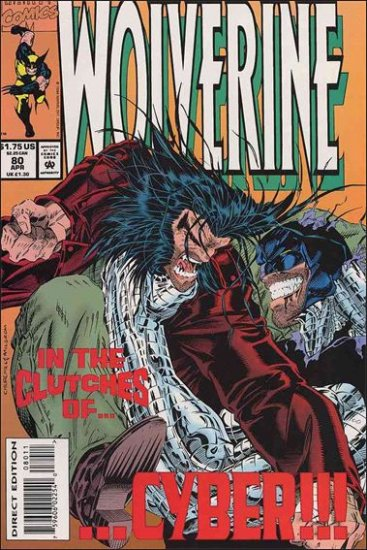 WOLVERINE #80 VF/NM (1988)