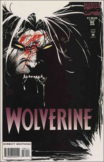 WOLVERINE #82 VF/NM (1988)
