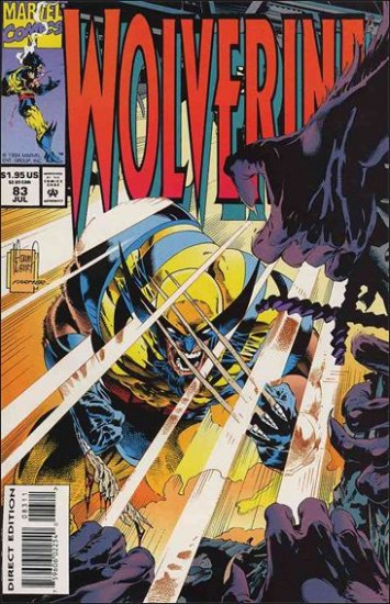 WOLVERINE #83 VF/NM (1988)