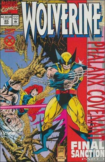 WOLVERINE #85 VF/NM (1988)