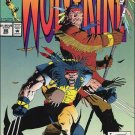 WOLVERINE #86 VF+ (1988)