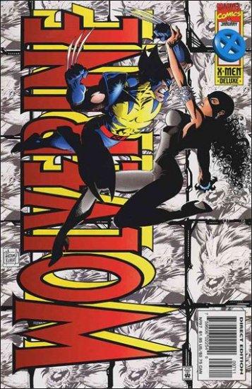 WOLVERINE #97 VF/NM (1988)