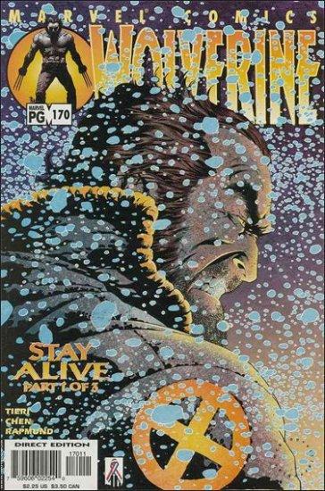 WOLVERINE #170 VF/NM (1988)