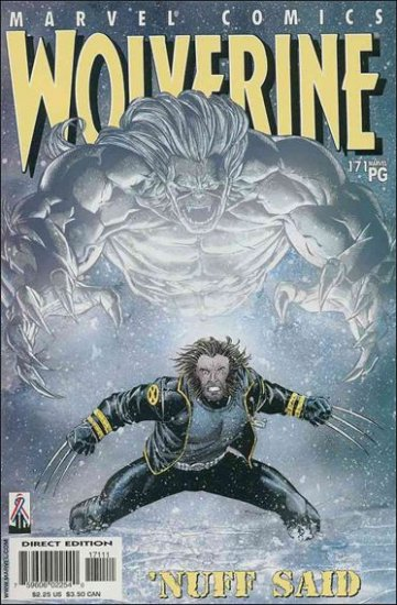 WOLVERINE #171 VF/NM (1988)