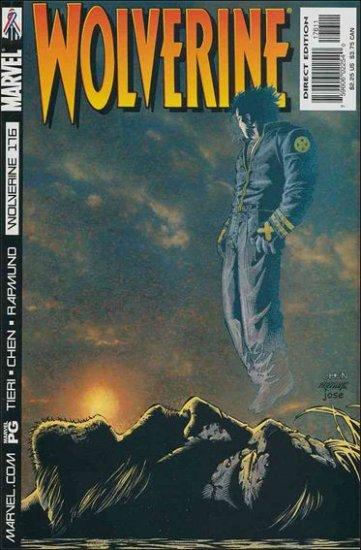 WOLVERINE #176 VF/NM (1988)