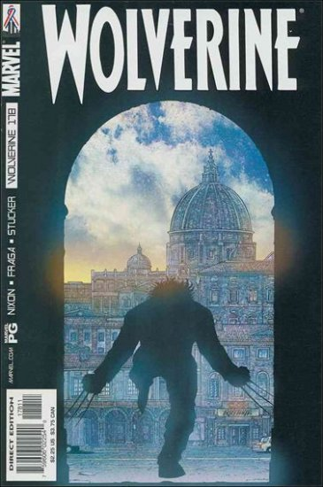 WOLVERINE #178 VF/NM (1988)