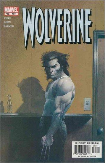 WOLVERINE #181 VF/NM (1988)